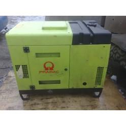 Бензиновый генератор Pramac P12000 (3 фазы) БУ
