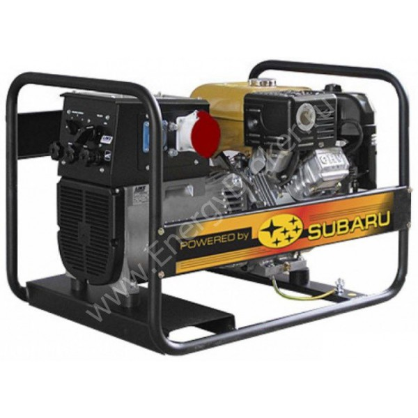Бензиновый генератор subaru Robin Subaru
