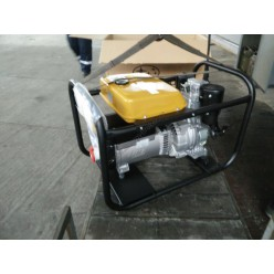 Дизельгенератор Robin-Subaru ED 6.5/400-SL (увеличенный бак)