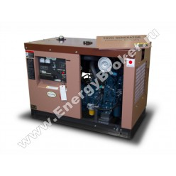 Дизельный генератор TOYO TKV-20TPC фото