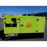 Дизельный генератор Pramac GSW30Y