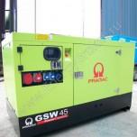 Дизельный генератор Pramac GSW45Y
