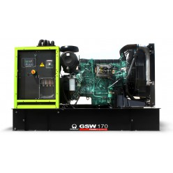 Дизельный генератор Pramac GSW170V