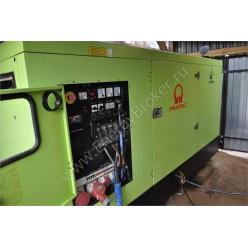 Дизельный генератор Pramac GSW150V (кожух)