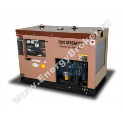 Дизельный генератор TOYO TKV-27TPC