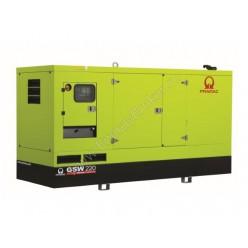 Дизельный генератор Pramac GSW 220D кожух