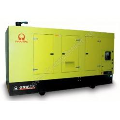 Дизельный генератор Pramac GSW330V кожух