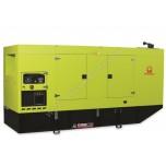 Дизельный генератор Pramac GSW705V кожух