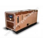 Дизельный генератор TOYO TG-30SBS