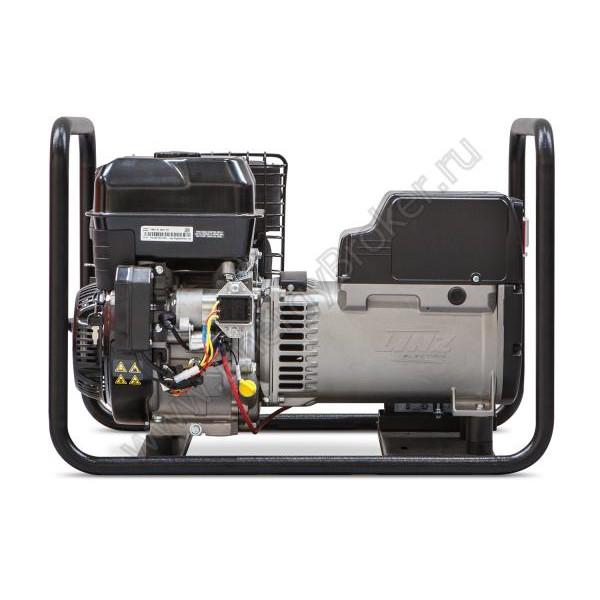 Бензиновый электрогенератор союз