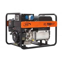 Генератор бензиновый RID RS 7001 P