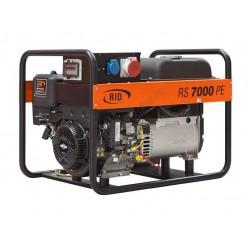 Генератор бензиновый RID RS 7000 PE