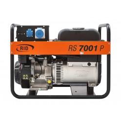 Генератор бензиновый RID RS 7000 P