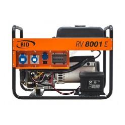 Генератор бензиновый RID RV 8001 E
