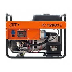 Генератор бензиновый RID RV 12001 E