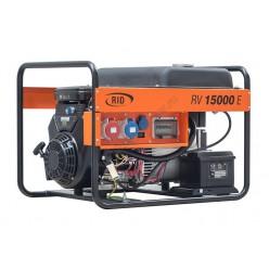 Генератор бензиновый RID RV 15000 E