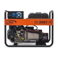 Генератор бензиновый RID RS 5001 PE