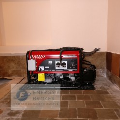 Генератор Elemax SH 6500 EX-RS с АВР