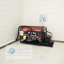 Генератор Elemax SH 7600 EX-RS с автозапуском