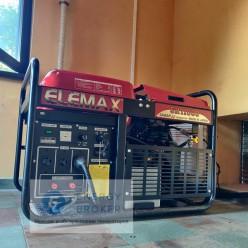 Генератор Elemax SH 11000-R с АВР