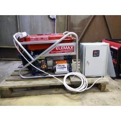 Генератор Elemax SV6500S-R с АВР