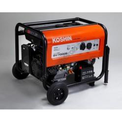 Бензиновый генератор Koshin GV-7000S