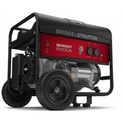 Бензогенератор Briggs Stratton Sprint 6200A