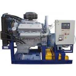 Дизельный генератор ПСМ АД-75-ЯМЗ (Буран)