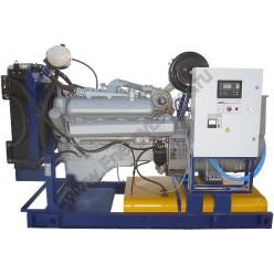 Дизельный генератор ПСМ АД-150 (Буран)