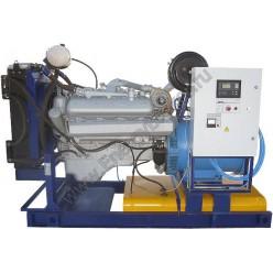Дизельный генератор ПСМ АД-180 (Буран)