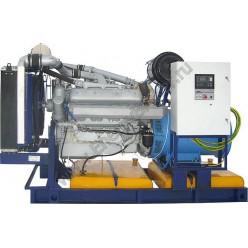 Дизельный генератор ПСМ АД-200 (Буран)
