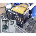 Бензогенератор Robin-Subaru EB 13,5/400-SLE с АВР