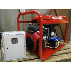 Генератор Вепрь АБП 10-230 ВХ-БСГ9 с автозапуском (АВР)