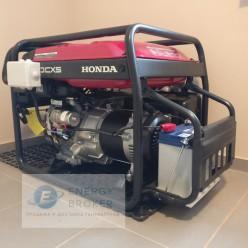 Генератор Honda EG5500CXS с автозапуском