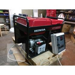 Генератор Honda EM10000K1 с автозапуском