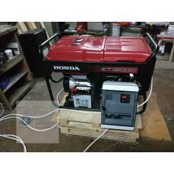 Генератор Honda ET12000K1 с автозапуском