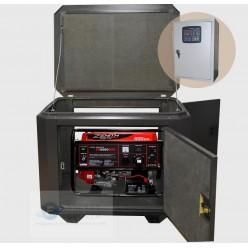 Генератор ZENITH ZH6000DXE в шумоизоляционном кожухе с автозапуском