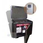 Генератор Elemax SHT 11500-R в кожухе с автозапуском