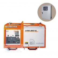 Генератор Kubota GL 6000 с автозапуском