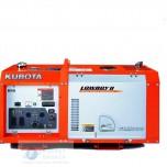 Генератор Kubota GL 9000