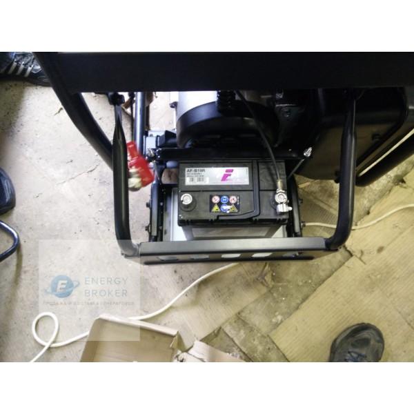 генератор honda в кожухе