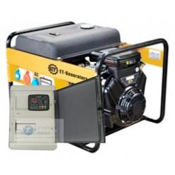 Бензиновый генератор ET R-10000 BS/E с автозапуском