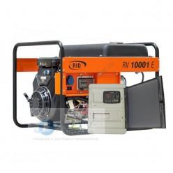 Генератор бензиновый RID RV 10001 E с АВР
