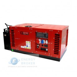 Бензиновый генератор EuroPower EPS 15000 TE