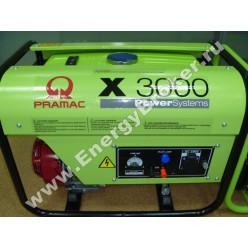 Бензиновый генератор Pramac X 3000