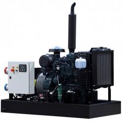 Дизельный генератор EP 44 TDE с блоком АВР