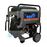 Генератор бензиновый Eco ZM 11000 E