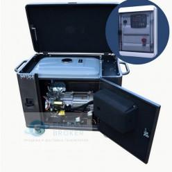 Генератор бензиновый Eco ZM 7000 SE AUTO (с АВР)