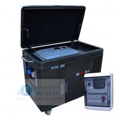 Генератор бензиновый Eco ZM 12500 SE-3 AUTO (АВР)