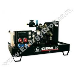 Дизельный генератор Pramac GВW15Y (3 фазы)